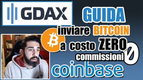 Coinbase is a digital currency broker exchange where you can buy and trade bitcoin and a few other cryptos. COINBASE PRO - INVIARE BITCOIN A COSTO ZERO SENZA COMMISSIONI GUIDA [VERIFICA DOCUMENTO BTC ...