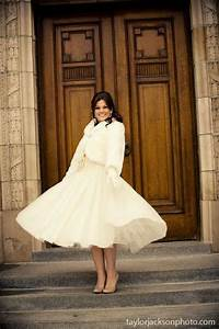 wedding faux fur coats and winter shorts on pinterest With short winter wedding dresses