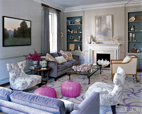 Grey And Purple Living Room Decor by Elegant Gray Purple Living Room Design For 2012 Art New