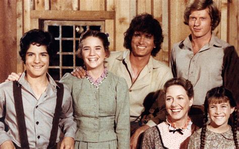 The House On The Prairie by House On The Prairie Reunion See The Cast Then And Now