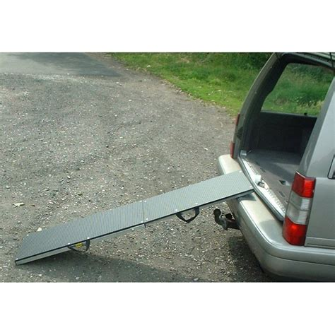 Practical And Safety Dog Ramp For Car