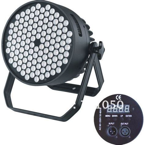 120x3w high power rgbw led par 64 led stage light led par