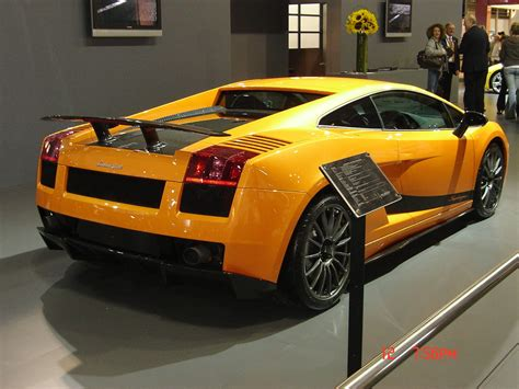 Lamborghini Gallardo Superleggera Images
