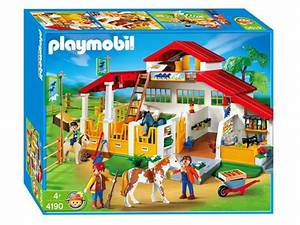 haras playmobil trendyyycom With photo de plan de maison 8 notice de montage playmobil 5167 maison transportable