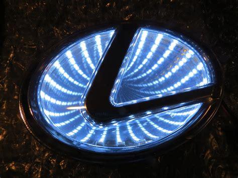 light up car emblems light up car badge 3d led emblem logos 12volt saanich