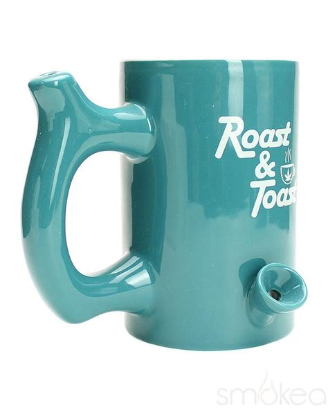 Frequent special offers and discounts up to 70% off for all products! SMOKEA Roast & Toast Ceramic Coffee Mug Pipe - SMOKEA Wholesale
