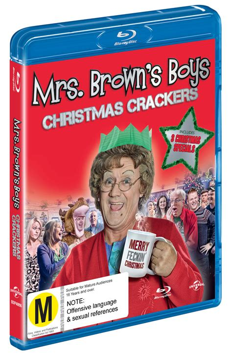 mrs brown s boys christmas crackers 3 specials images
