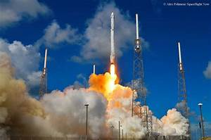 Falcon 9 Failure Investigation Focuses on Data not Debris ...