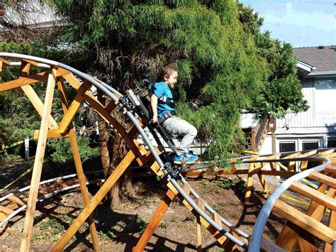 Backyard Roller Coastersautodesk Online Gallery