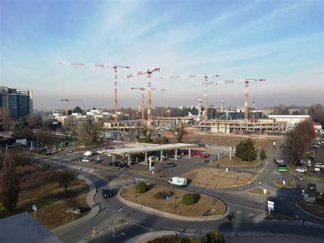 uffici eni roma metanopoli cantiere nuova sede eni febbraio
