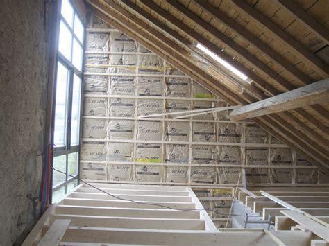 isolation sous toiture madeuf bois