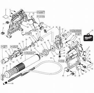 Airco Midget Gun Parts Breakdown