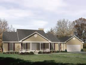 Ranch House Plans With Porch Bedford Heights Ranch Home Bedford Town F C Front Porches And Porch