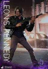 Hot toys leon kennedy