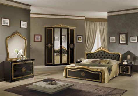 schwarz gold schlafzimmer kommode mit spiegel schwarz gold f 252 r schlafzimmer