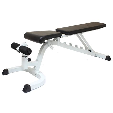 Adjustable Dumbbellbarbell Weight Lifting Bench Flat