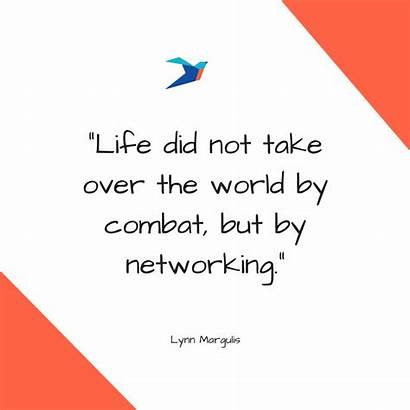 Quotes Networking Appreciating Network Take Margulis Lynn
