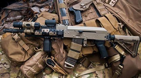 Kalashnikov Ak-12 (ak-200) Assault Rifle