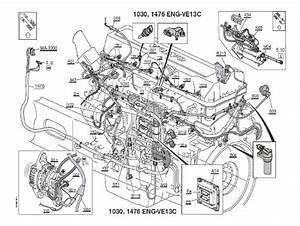 Diagram  1984 Volvo 76gle Electronic Diagram Full Version