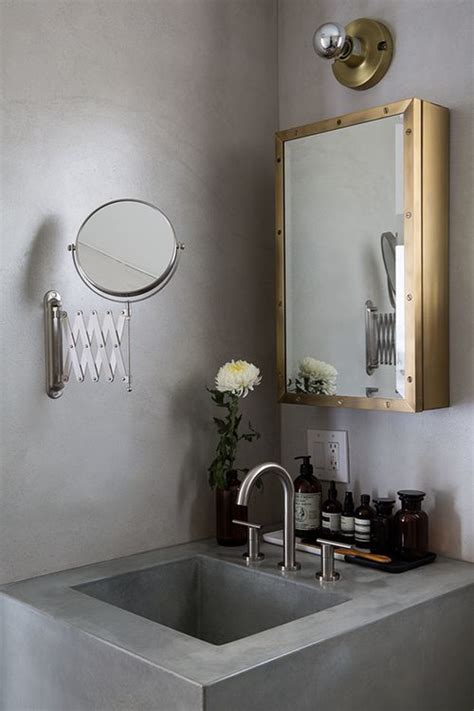 Industrial Modern Bathroom Mirrors by 78 Images About Bathrooms On Modern Bathrooms