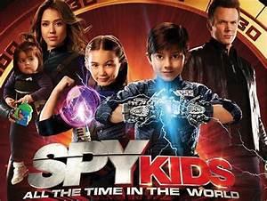 Brand New Spy Kids 4 Posters - FilmoFilia