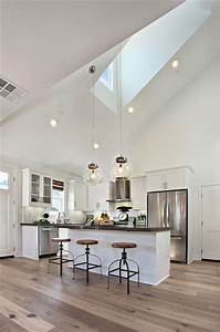 Best ideas about vaulted ceiling lighting on
