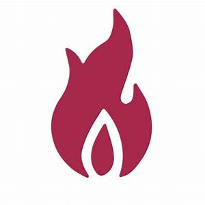 Fire symbol - Transparent PNG & SVG vector