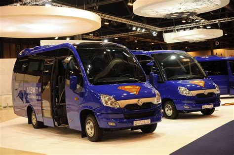 iveco    international bus  coach trade fair