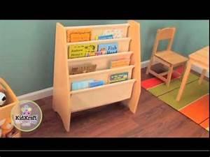 Meuble Bibliothèque Enfant : biblioth que compartiments meuble pour chambre d 39 enfant sur youtube ~ Preciouscoupons.com Idées de Décoration