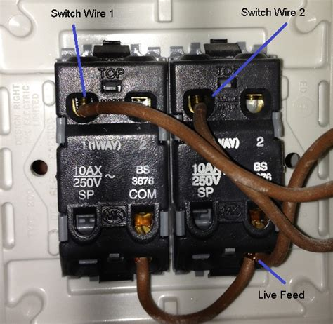 electrical   replace  standard  gang light switch