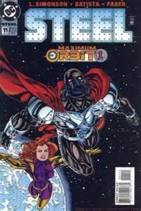 Steel DC Comics