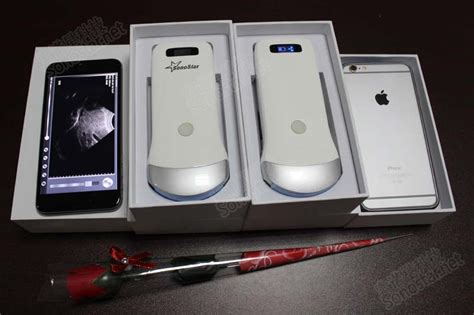 usb  probe handheld ultrasound machine  tablet