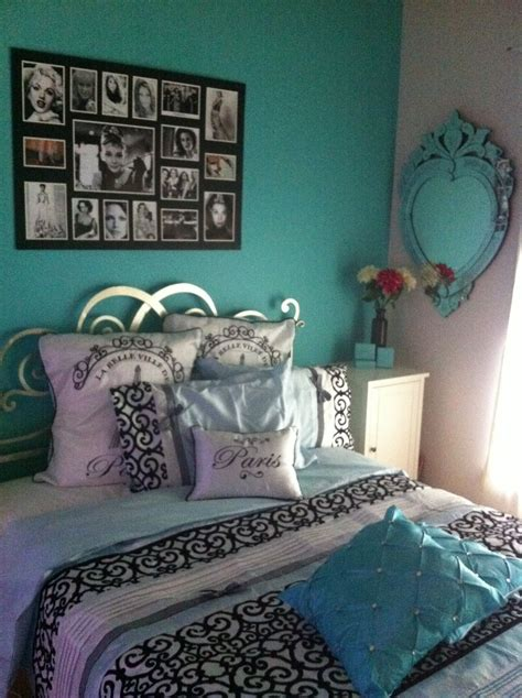 colour ideas  teen girls bedroom diy pinterest