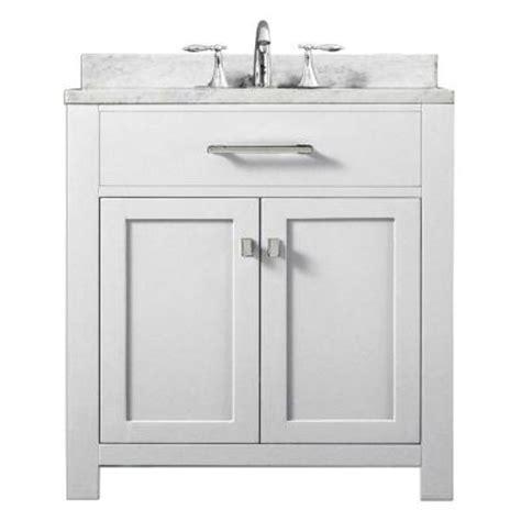 water creation madison   vanity  modern white
