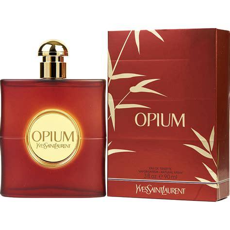 opium eau de toilette fragrancenetcom