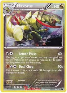 Haxorus - Black & White Promos #57 Pokemon Card