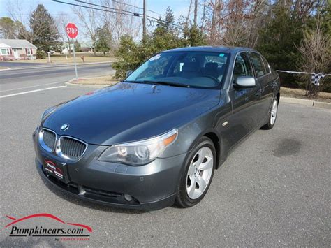 Bmw 530i 2004 by In New Jersey Nj Stock No