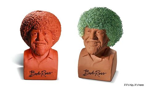 Ah, The Joy Of Bob Ross-inspired Products On If It's Hip
