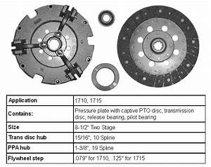 Ford 3000 Tractor Clutch Repair