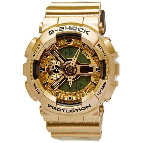 Casio Uhr Gold Herren 2423 by G Shock Ga110gd 9a Classic Series Designer Gold