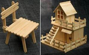 Creative Things With Popsicle Sticks Home Design Garden