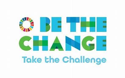 Change Un Sustainable Goals Development Week Sustainability