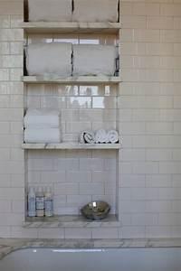 Bath Niche Design Ideas