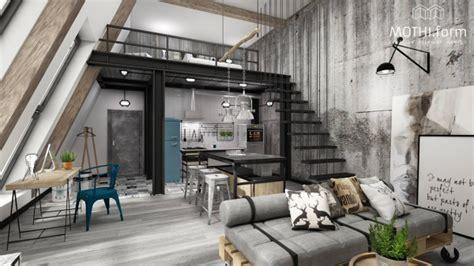 7 Conceptions De Design De Loft Captivantes