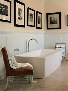 fauteuil crapaud et comment l39integrer dans son decor moderne With salle de bain design avec décoration de bureau originale