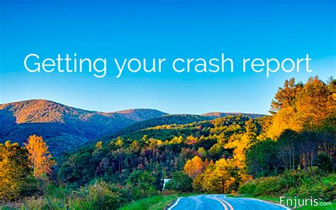 obtain  auto accident report  virginia