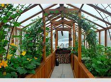 Techniques of Greenhouse Gardening Interior Design