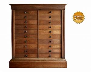 Meuble à Tiroir : meubles tiroirs en bois ~ Melissatoandfro.com Idées de Décoration