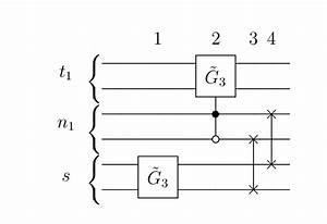 Efficient Circuit Implementation Of Quantum Walks On A 3ct