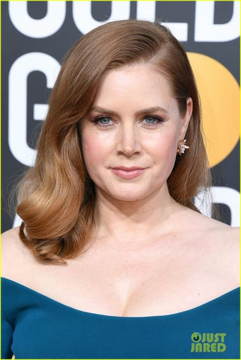 Best performance by an actress in a supporting role in any motion picture. Amy Adams Brings Her Husband to Golden Globes 2019!: Photo ...